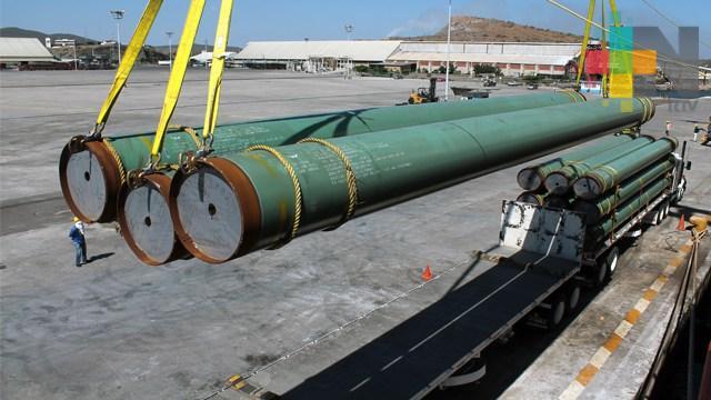 Ayuntamiento de Tuxpan cancela permiso de construcción y derecho de vía del gasoducto Tuxpan-Texas