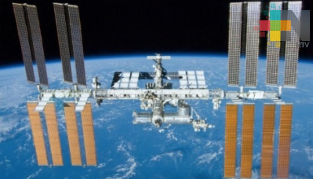 Nave con suministros llega a la Estación Espacial Internacional