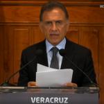 Gobernador Yunes envía mensaje sobre detención de 19 policías; ofrece un mdp por Nabor Nava Holguín