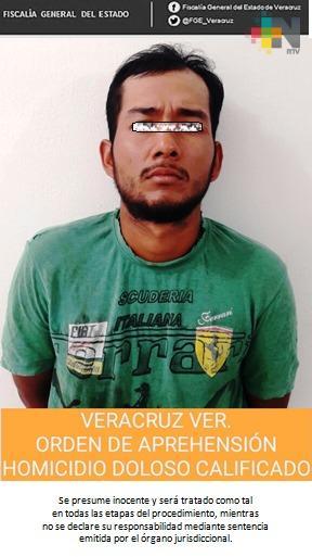 Probable homicida, vinculado a proceso, en Veracruz