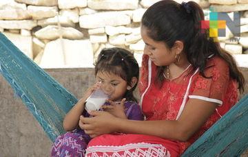 Garantizan alimentos y agua potable en municipios de Oaxaca afectados por sismo de viernes