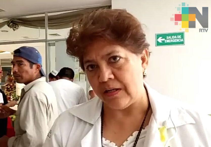 Acuden más voluntarios a donar sangre en Coatzacoalcos