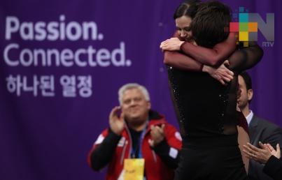 Canadá se lleva el oro en patinaje artístico en PyeongChang 2018