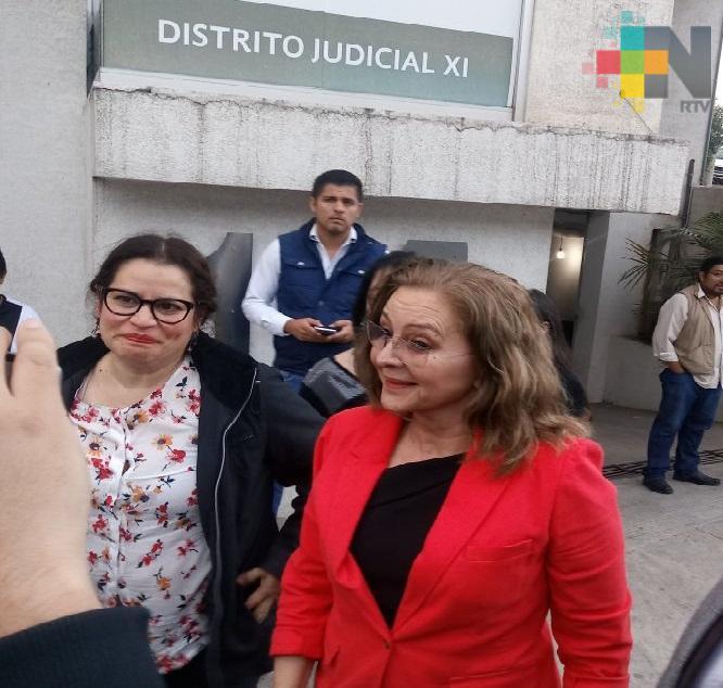 Cierra Fiscalía expediente iniciado con motivo de declaraciones de académica Rosío Córdova Plaza