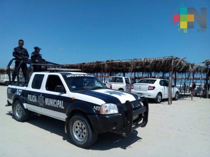 Autoridades de Tuxpan trazan acciones para Semana Santa 2018