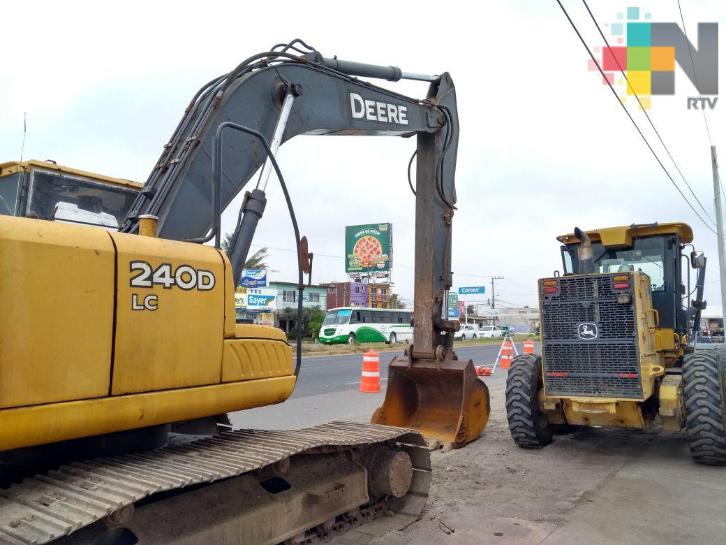 Ayuntamientos de Veracruz reportan inversión de más de 16 mil 276 mdp en obra pública