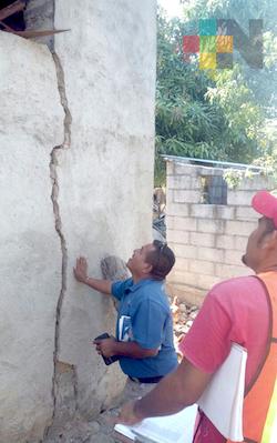 Suman 4 mil 35 réplicas del sismo en Pinotepa Nacional