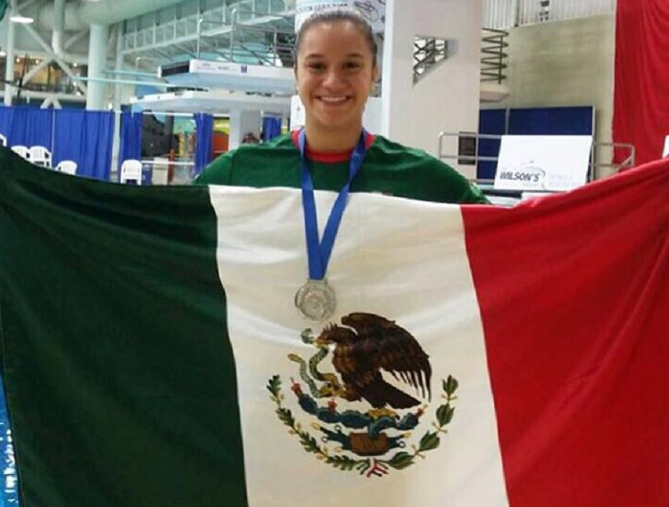 Viviana del Ángel única mexicana convocada para Serie Mundial FINA 2018