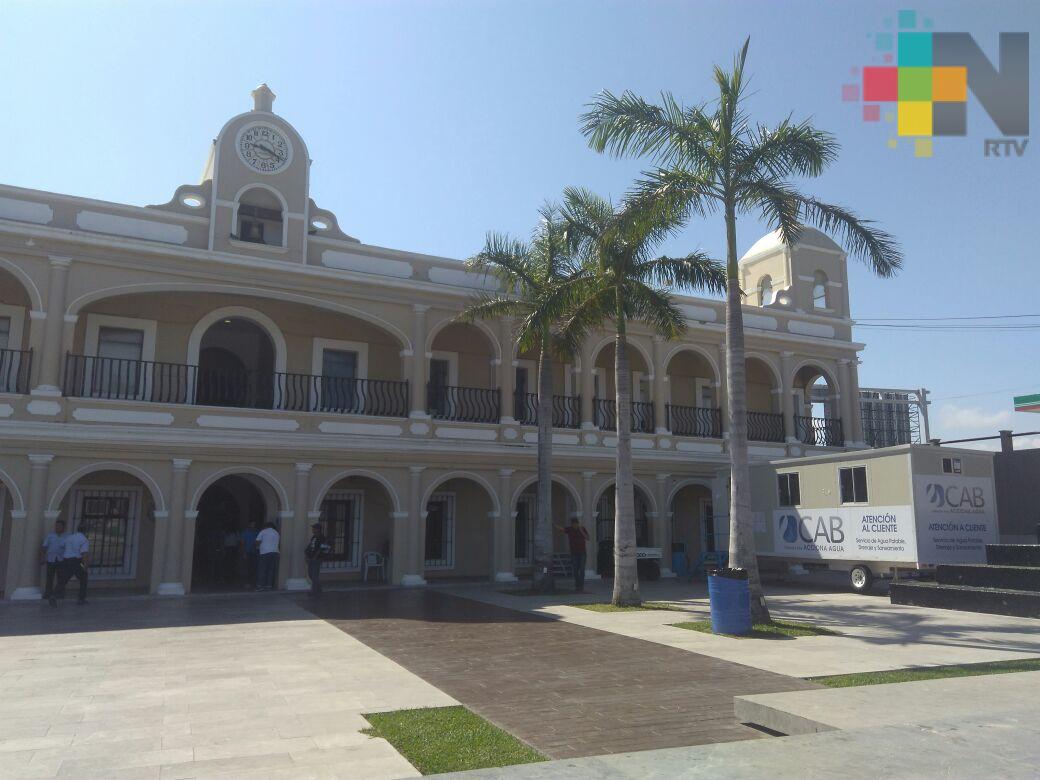 Ayuntamiento de Boca del Río y gobierno estatal acordarán calendario para cubrir adeudo