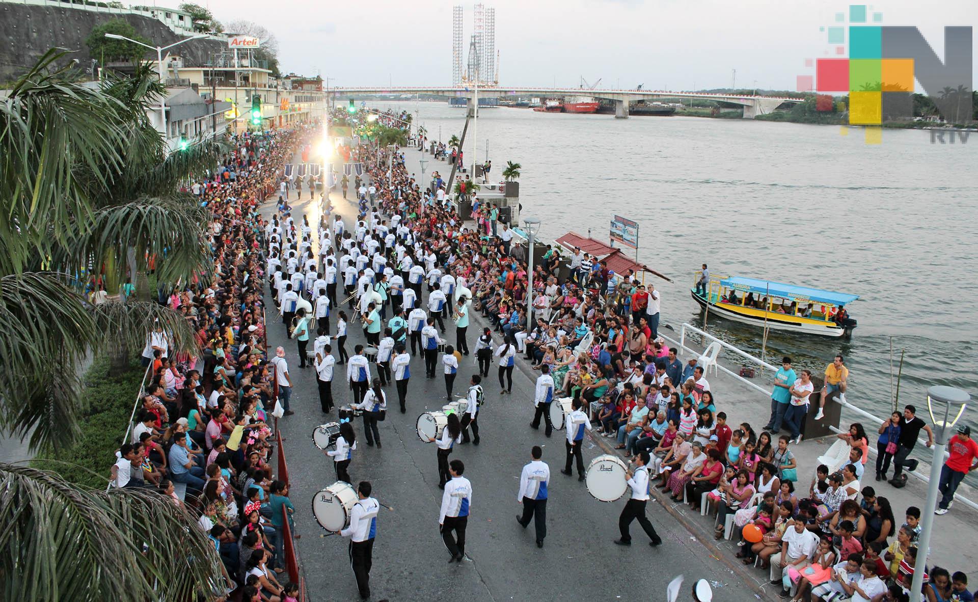 Piden se integre un comité ciudadano para organizar carnaval de Tuxpan