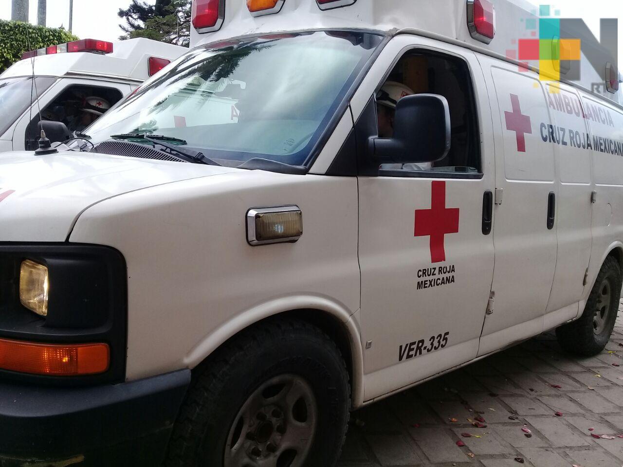 Boca del Río y Misantla inician campaña de colecta anual de la Cruz Roja