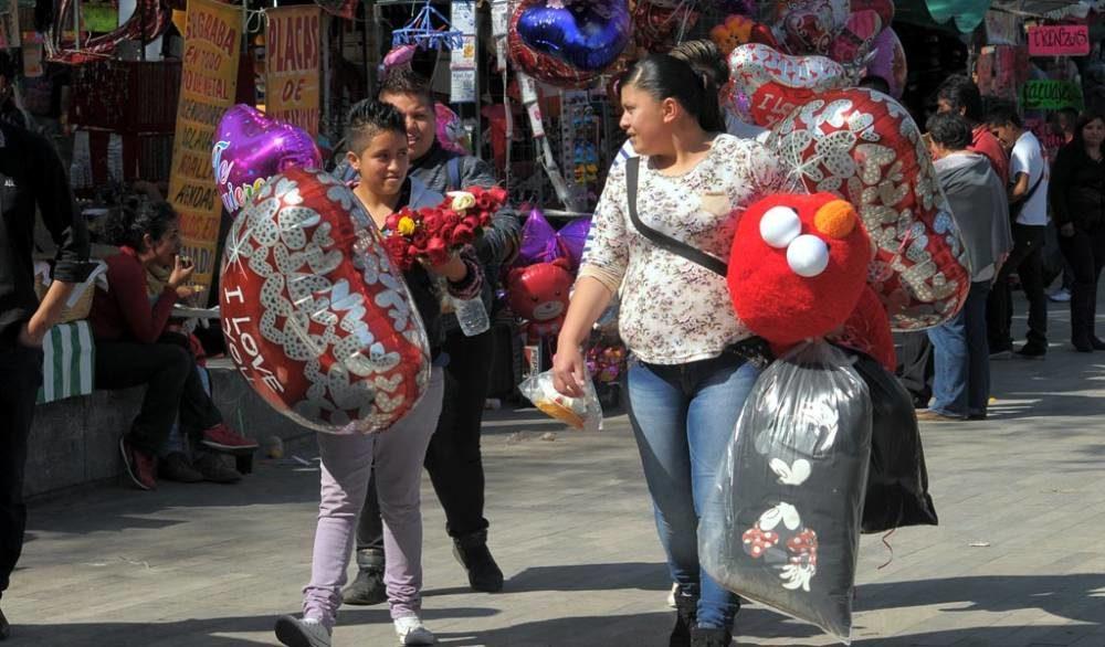 Canaco estima derrama económica entre 30 y 40 mdp por el Día de San Valentín