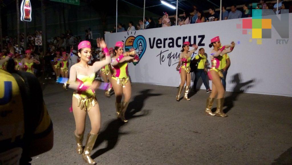 Incidentes menores durante el fin de semana de Carnaval, reportan PC y Bomberos de Veracruz