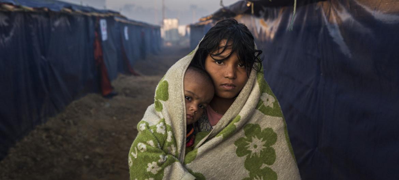 El área de Kutupalong se ha convertido en el asentamiento de refugiados más grande del mundo