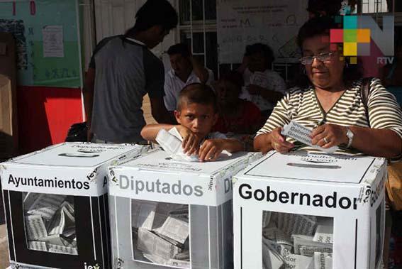 OPLE en Tuxpan busca incentivar en voto