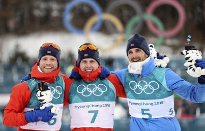 Noruega asume control de medallero en Juegos Olímpicos de Invierno