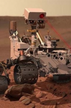 Vehículo explorador descubre misteriosas formaciones rocosas en Marte