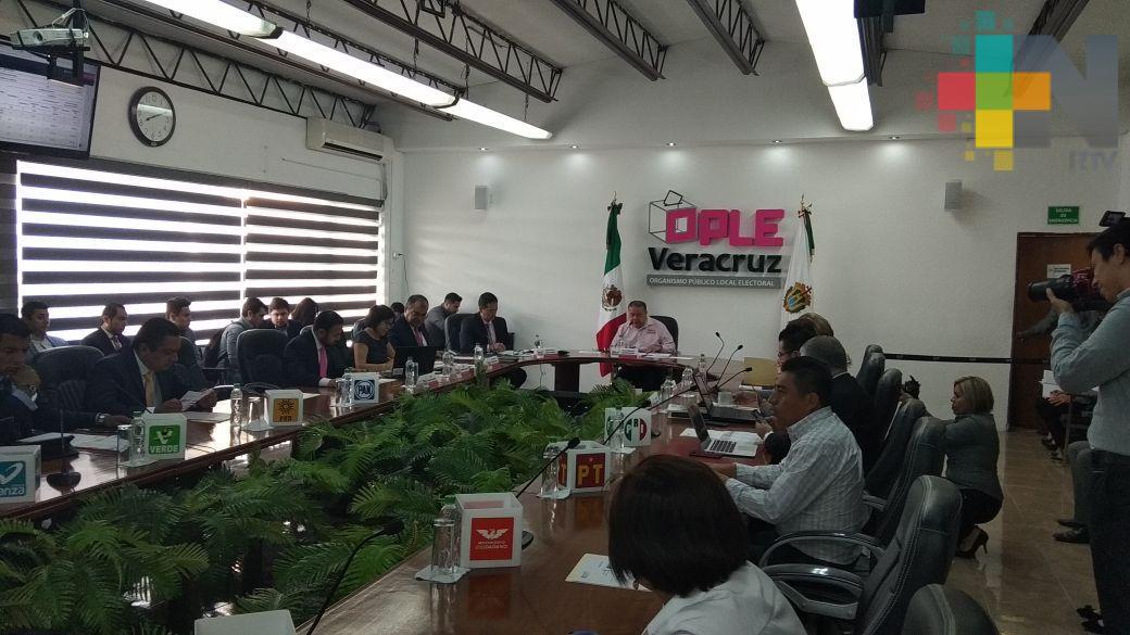 INE y OPLE entregarán constancias de mayoría a gobernador y senadores este domingo