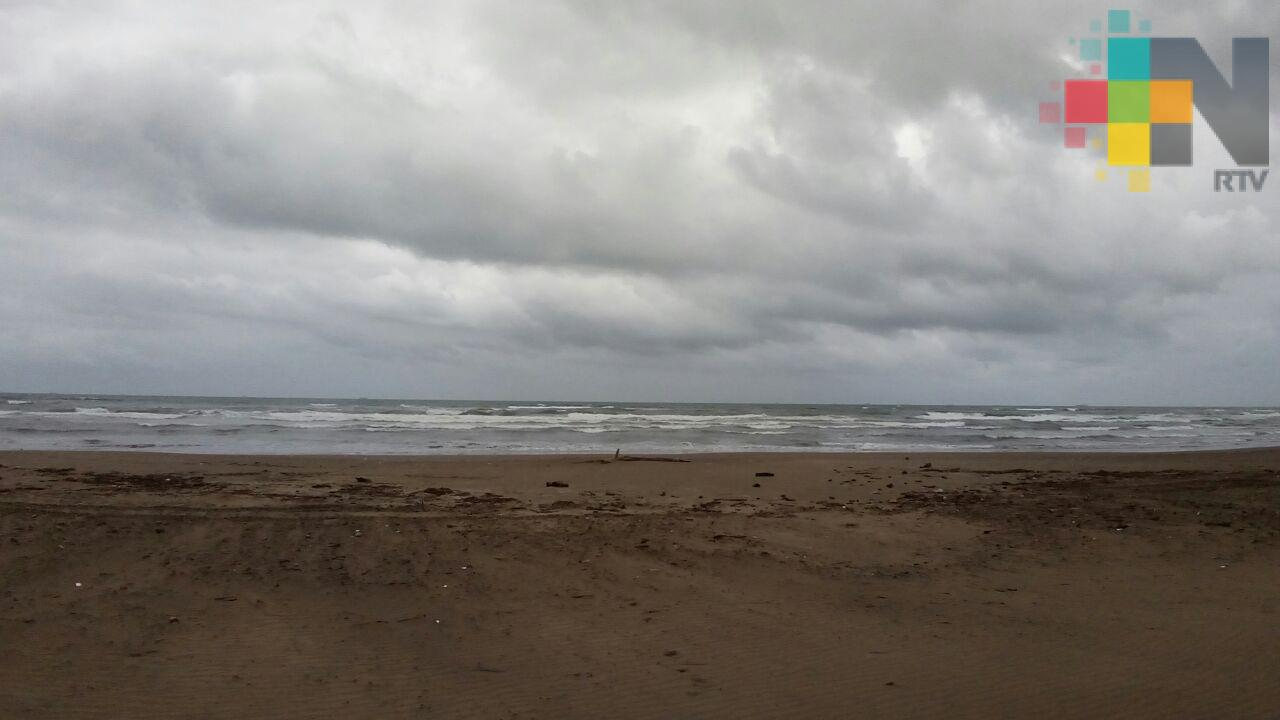 Lluvias-tormentas dispersas en zonas de costa del centro y en el sur