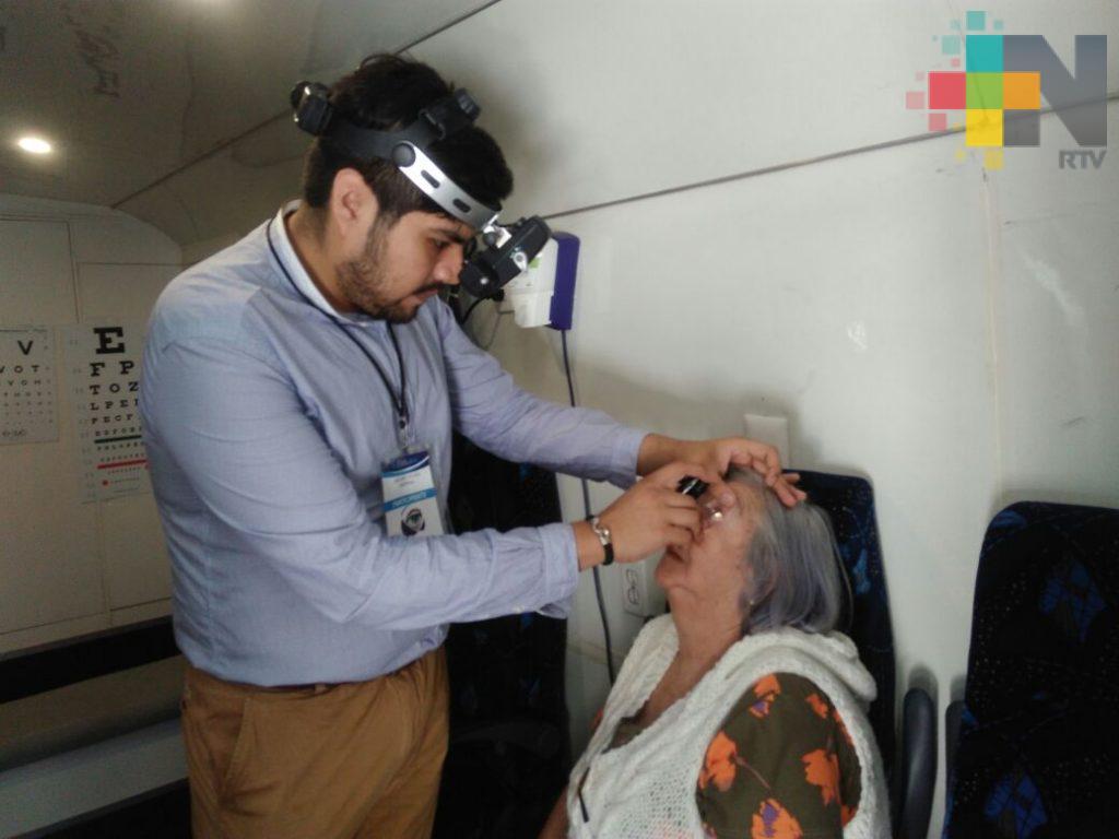 Club del Diabético del DIF llama a cuidar salud de los ojos