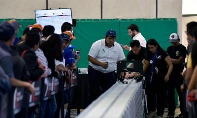 CECYTEV gana pase a la etapa nacional del desafío F1 in Schools México