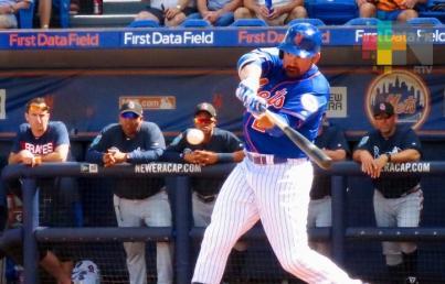 Mexicano González anota carrera en triunfo de Mets en Grandes Ligas