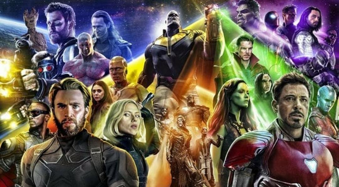 "Estrenan previo de protagonistas de ""Avengers Infinity war"", para IMAX"