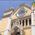 Arzobispo de Xalapa preside la misa crismal, este miércoles