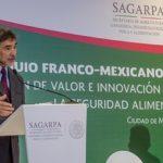 Refuerzan México y Francia cooperación en sector agroalimentario y combate al cambio climático