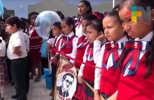 En Tantoyuca se apoya la educación a través del fomento de actividades extracurriculares
