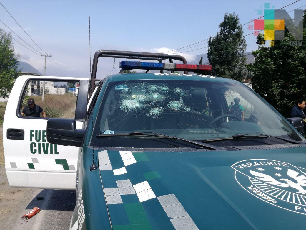 Desmiente Seguridad Pública supuesta muerte de elemento de Fuerza Civil; reforzarán vigilancia en la zona