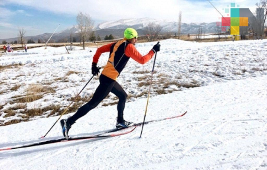Esquiador Germán Madrazo, un mexicano que jamás se rajó