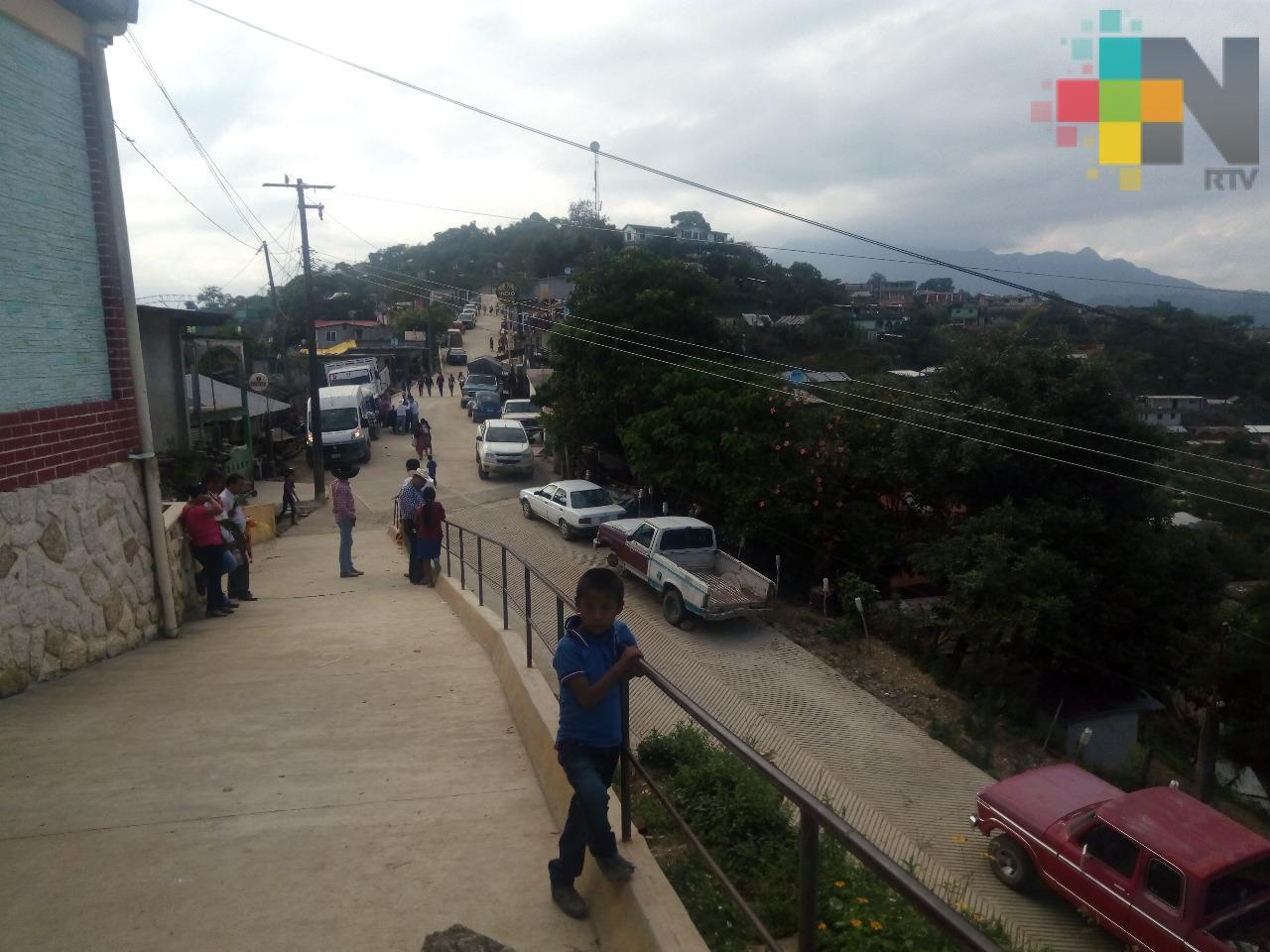 Continúa operativo de vigilancia y seguridad vial en la región de Chicontepec y Huayacocotla
