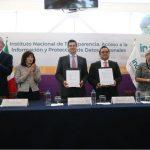 INAI y FEPADE fortalecen programa para desarrollar estrategias de blindaje y procuración de justicia electoral