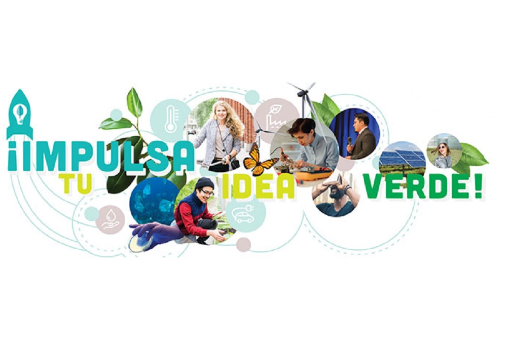 """Invitan a jóvenes a participar en la iniciativa """"Impulsa tu idea verde"""""""