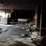 IMSS no reporta lesionados tras incendio registrado en la madrugada; gobierno estatal brindó apoyo