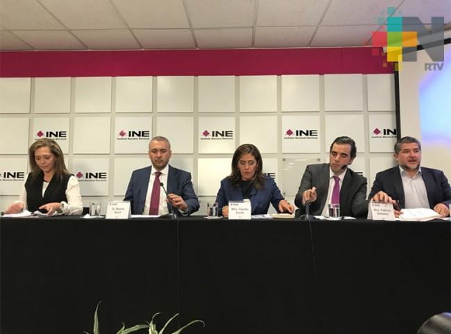 Sólo Margarita Zavala cumple con umbral de firmas para candidatura presidencial independiente