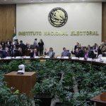 Registra INE cuatro candidaturas a la Presidencia de la República