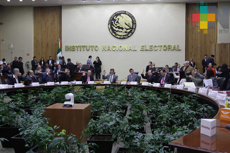 INE atiende recomendaciones de salud; pospone proceso electoral en Hidalgo y Coahuila