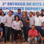 En marcha segunda fase del programa Veracruz Comienza con el Deporte