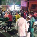 Incendio en módulo de atención provoca evacuación del IMSS en Córdoba
