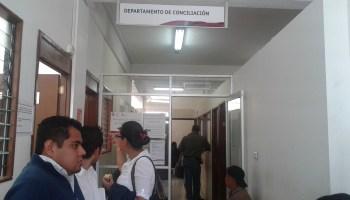 JFCA tiene pendiente de resolver 800 juicios laborales interpuestos en Veracruz