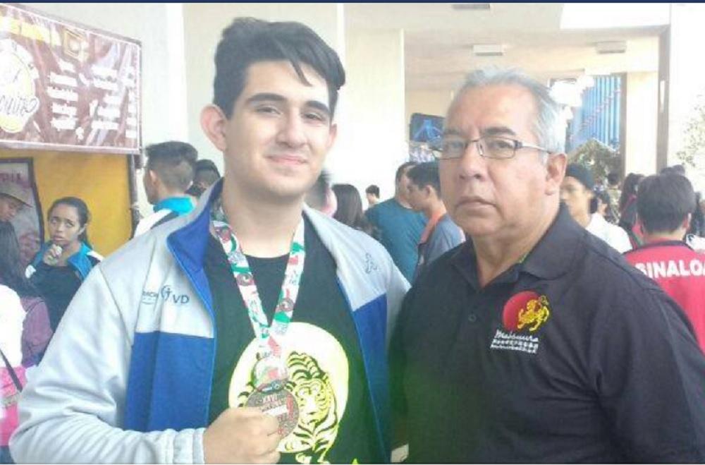 Clasifican 10 karatekas veracruzanos a la ON-2018