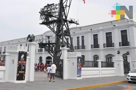 Museo Naval México cuenta con un nuevo equipo de audioguías