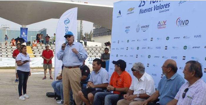 Inauguran Torneo de Nuevos Valores de Nelson Vargas en Leyes de Reforma