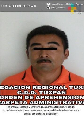 Procede FGE contra imputado por homicidio y pederastia, en Tuxpan