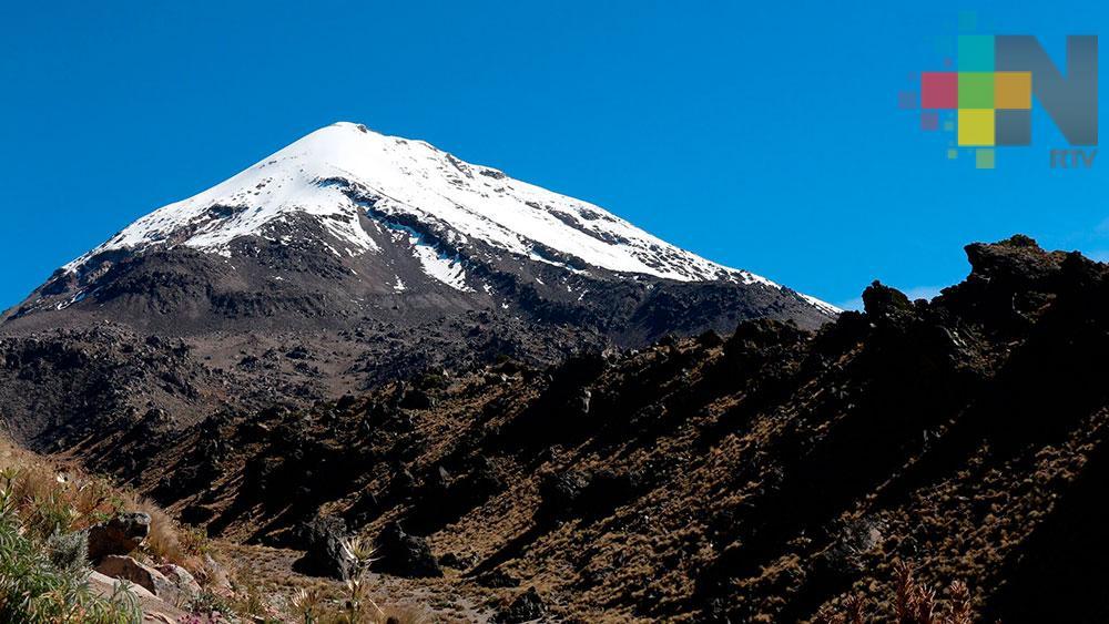 Descarta vulcanóloga actividad en el Pico de Orizaba