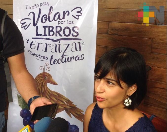 """Proyecto """"Aves y moras"""" busca difundir la lectura en comunidades"""