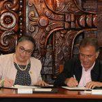 Gobierno de Veracruz firma convenio con UV para aportar 50 mdp a infraestructura y equipamiento