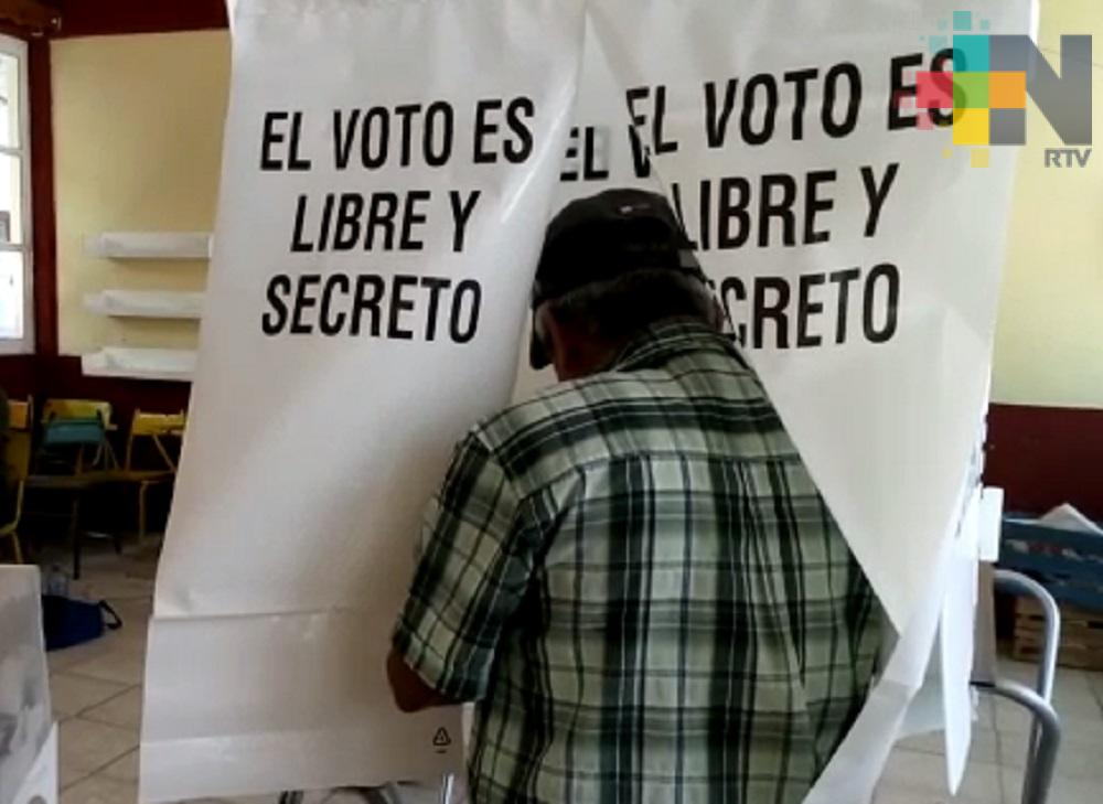 En Veracruz se encuentran dadas las condiciones de seguridad y gobernabilidad para el proceso electoral